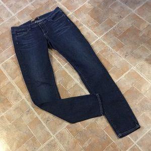 Paige skinny jeans size women's 28